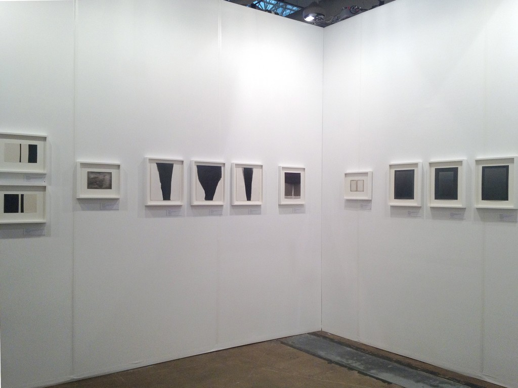 Stephen Bulger Gallery booth, partial view. Photo by Shani K Parsons.