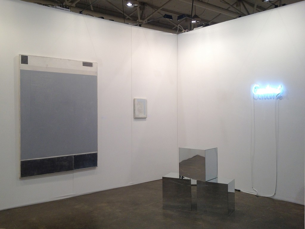 Battat Contemporary booth, partial view. Photo by Shani K Parsons.