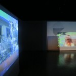 Victoria Fu, Lorem Ipsum I and II (installation), 2013