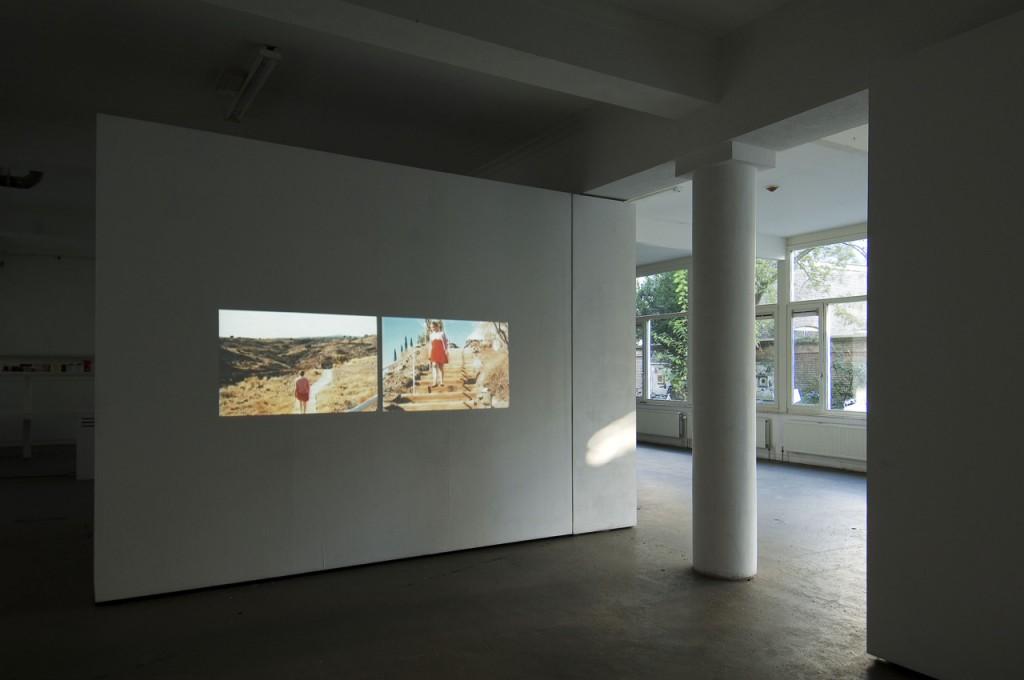 Victoria Fu, Portmanteau (installation), 2009