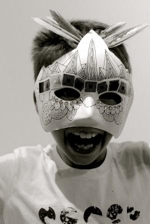 Mask_bw09